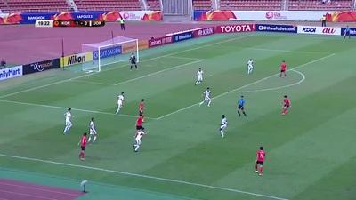 U23 Hàn Quốc 2-1 U23 Jordan: Chiến thắng nghẹt thở