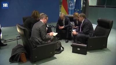 Thủ tướng Anh gặp Tổng thống Nga bên lề hội nghị tại Đức