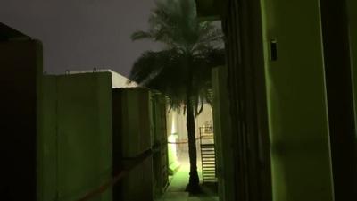 Còi báo động vang lên khi tên lửa rơi gần đại sứ quán Mỹ ở Iraq