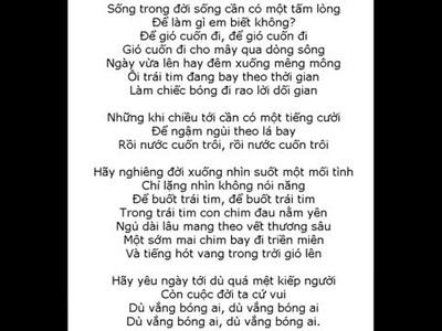 """""""Để gió cuốn đi"""" - Khánh Ly"""