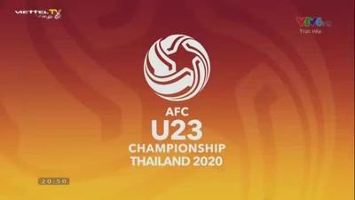 Kang Yoon-Sung ngã trong vòng cấm địa của U23 Australia nhưng không có phạt đền ở phút 34