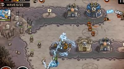 Kingdom Rush - Game thủ thành với đồ họa ấn tượng và cách chơi hấp dẫn