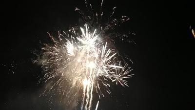 Pháo hoa rực sáng bầu trời Hội An