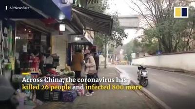 Cận cảnh cuộc sống người dân Vũ Hán trong những ngày bệnh dịch