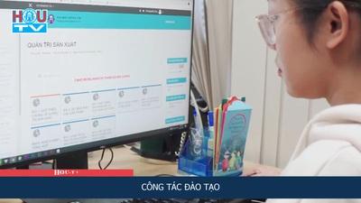 Công tác phòng, chống dịch viêm đường hô hấp cấp do nCoV của trường ĐH Mở Hà Nội