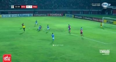 Bị thẻ đỏ sớm, Than Quảng Ninh thua đậm ở trận ra quân AFC Cup