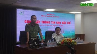 """Phó Giám đốc Công an TPHCM thông tin về cuộc vây ráp Tuấn """"khỉ"""""""