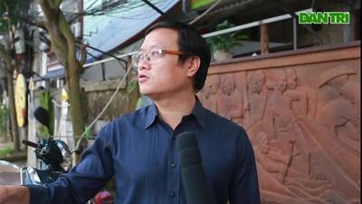 Con đường rác ở Hà Nội lột xác đẹp ngỡ ngàng sau khi cải tạo