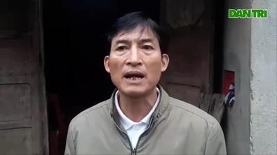 Trao hơn 76 triệu đồng cho hoàn cảnh anh Trần Đình Lĩnh.