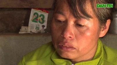 Người phụ nữ gồng mình nuôi chồng con bị ung thư