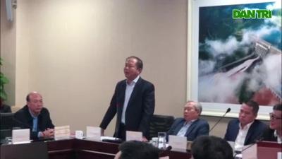 Ông Vũ Anh Minh nói về những vấn đề khó khăn của ngành ngành đường sắt hiện