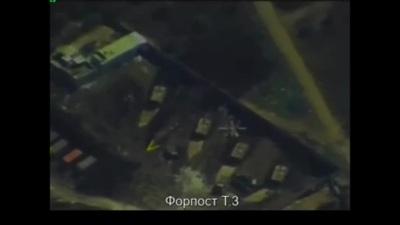 Video Thổ Nhĩ Kỳ nã pháo vào mục tiêu quân đội Syria