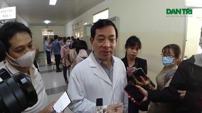 PGS Lương Ngọc Khuê nói về tình hình dịch