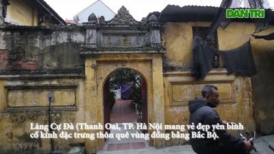 """Cổ trấn 400 năm tuổi bị lãng quên """"sát vách"""" Hà Nội"""