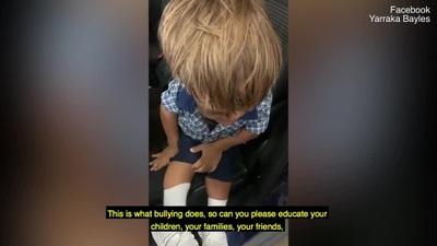 Đoạn clip gây xúc động của cậu bé Quaden Bayles