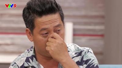 Lê Nam khóc, nhớ cảnh đi mượn nợ cho vợ đi đẻ.