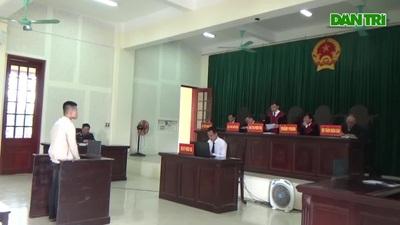 Phiên tòa xét xử Lữ Quý Hùng phạm tội giết người
