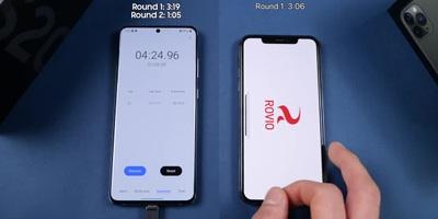 """Đọ tốc độ bộ đôi smartphone """"bom tấn"""" Galaxy S20 Ultra và iPhone 11 Pro Max"""