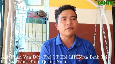 Phan Văn Đức chia sẻ về hoạt động Đoàn và tình nguyện