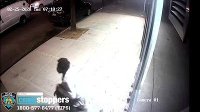 Cướp bị nạn nhân chống cự, nhảy từ tầng 2 ngã sấp mặt