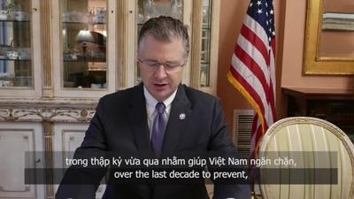 Đại sứ Mỹ đánh giá cao nỗ lực chống dịch Covid-19 của Việt Nam