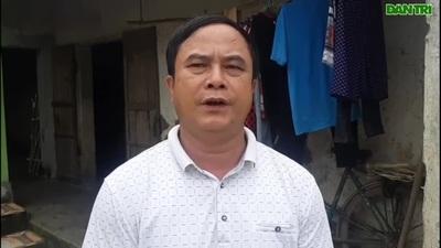 Ông Nguyễn Văn Thành, Chủ tịch xã gửi lời cám ơn đến bạn đọc báo Dân trí.