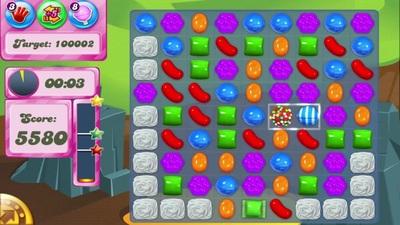 Candy Crush Saga - Tựa game di động được nhiều người yêu thích