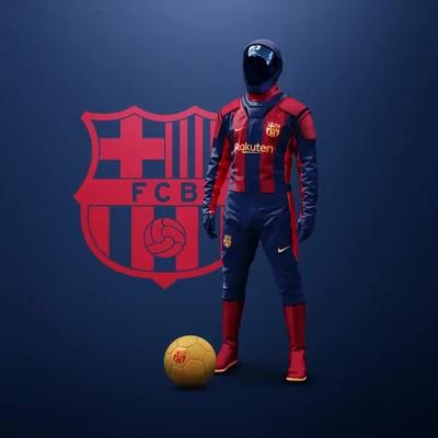 Trang phục cho cầu thủ bóng đá mùa dịch Covid-19