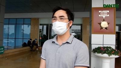 Bệnh nhân Covid-19 trở về từ Đức: Tôi lạc quan vì đang ở Việt Nam!