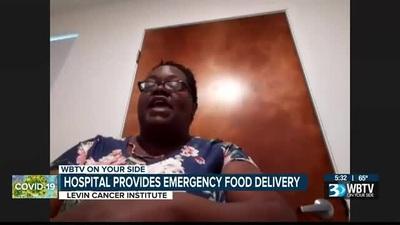 Bệnh viện Mỹ mở quầy thực phẩm dành riêng cho bệnh nhân ung