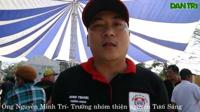 """""""ATM gạo"""" hỗ trợ người khó khăn tại Hội An"""