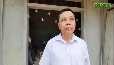 Ông Nguyễn Đức Thắng gửi lời cảm ơn bạn đọc Báo Dân trí