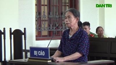 Phiên xét xử Phạm Thị Hường giết cháu gái