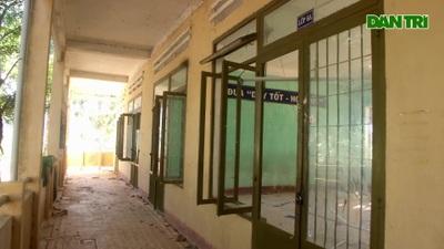 Quảng Ngãi: Hàng loạt điểm trường dôi dư sau sáp nhập