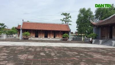 Văn Miếu hơn 70 tỷ đồng tại Hà Tĩnh