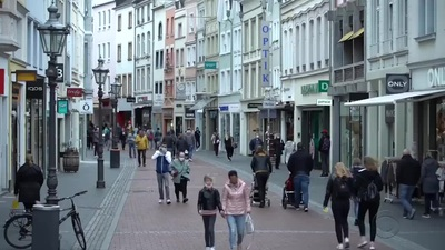 Cuộc sống ở Đức đang dần bình thường trở lại
