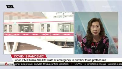 Nhật Bản dỡ bỏ tình trạng khẩn cấp ở một số thành phố lớn