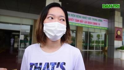 Hành trình khỏi bệnh của một trong những ca Covid-19 phức tạp nhất Việt Nam