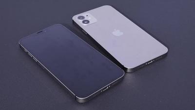 Video ý tưởng thiết kế iPhone 12 dựa vào các thông tin bị rò rỉ về sản phẩm