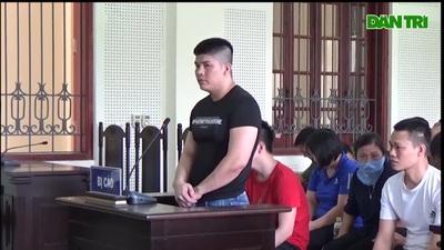 Phiên xử Nguyễn Văn Quý và đồng bọn bắt người ép viết giấy nợ nửa tỷ đồng