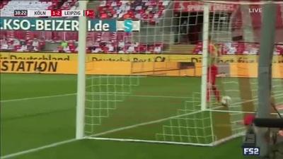 Timo Werner ghi bàn, Leipzig giành lại vị trí thứ 3 ở Bundesliga