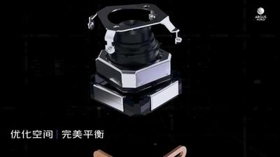 Video giới thiệu về cơ chế chống rung gimbal trên camera của Vivo X50 Pro