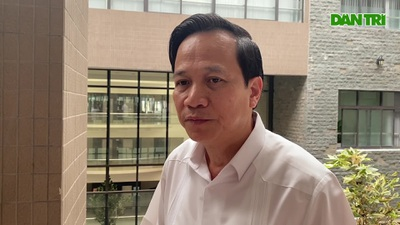 Bộ trưởng Đào Ngọc Dung đánh giá về triển khai gói 62.000 tỷ đồng