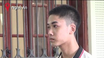 Phiên tòa xét xử Nguyễn Xuân Ngọc phạm tội giết người.