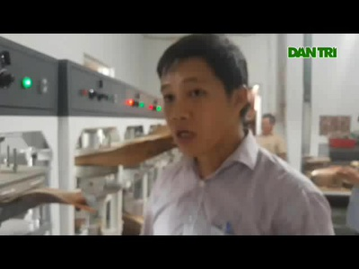 """Chàng trai Bình Định biến phế phẩm mo cau """"đẻ"""" ra … tiền"""
