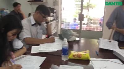Ngày cuối học sinh TPHCM  đăng ký thi tốt nghiệp THPT 2020