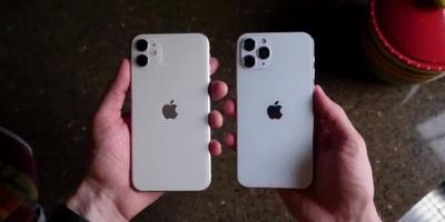 Lộ video thực tế mô hình mẫu hoàn chỉnh của iPhone 12