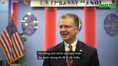 Đại sứ Mỹ tại Việt Nam tiết lộ điều bất ngờ nhất trong nhiệm kỳ