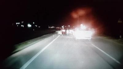 Phẫn nộ với tình huống ô tô cố tình gây tai nạn rồi bỏ chạy