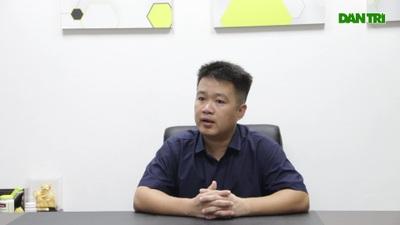 CEO Hồ Minh Đức nói về giải thưởng Nhân tài Đất Việt